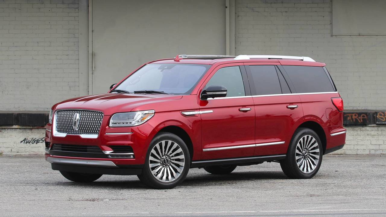 2018 Lincoln Navigator: First Drive