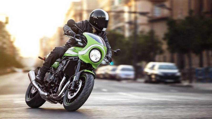 Kawasaki Gets Meta And Unveils Z900RS Cafe