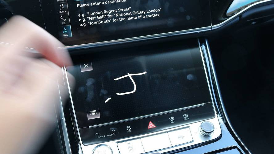 Coolest Technologies On The 2019 Audi A8