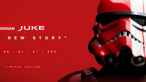 Nissan Juke Star Wars Edition teaser 22.8.2013