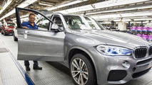 2014 BMW X5 production 05.8.2013