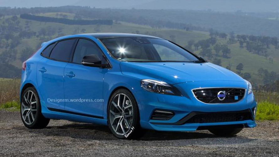 Volvo V40 Polestar to have 315 bhp - report
