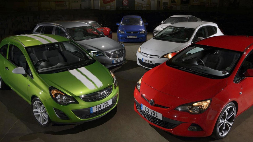 Vauxhall introduces Astra, Corsa & Insignia special editions