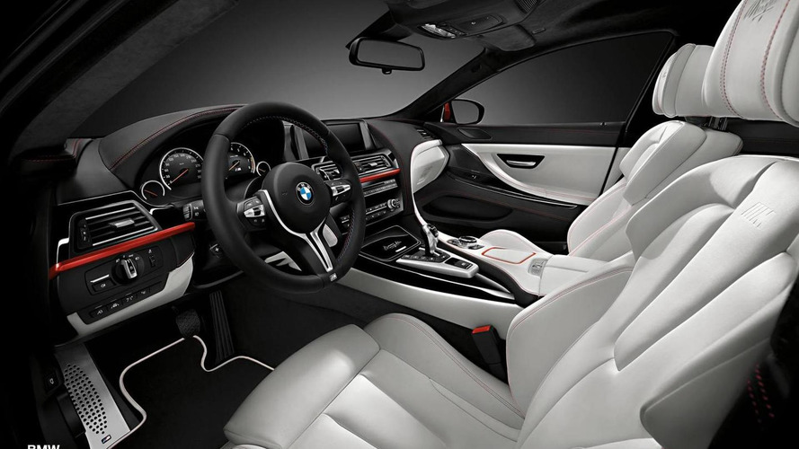 BMW M6 GranCoupe gets the BMW Individual treatment
