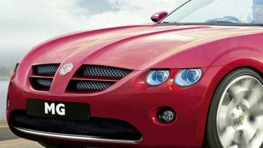MG TF Set For Revival