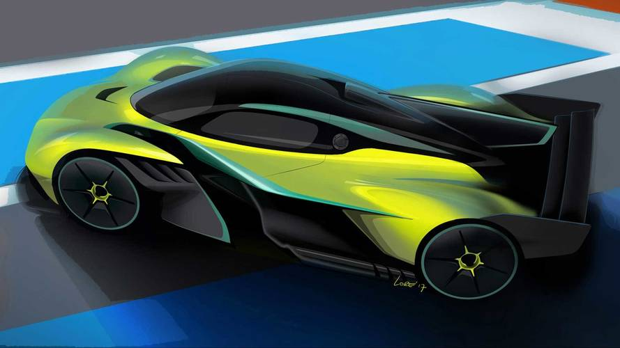 Insane Aston Martin Valkyrie AMR Pro Promises F1 Performance