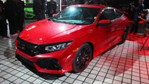 2017 Honda Civic Si Prototype: LA 2016