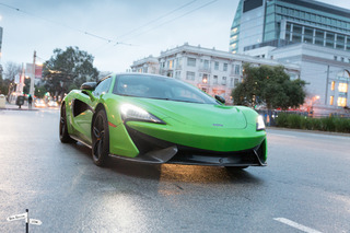 A Morning With the McLaren 570S