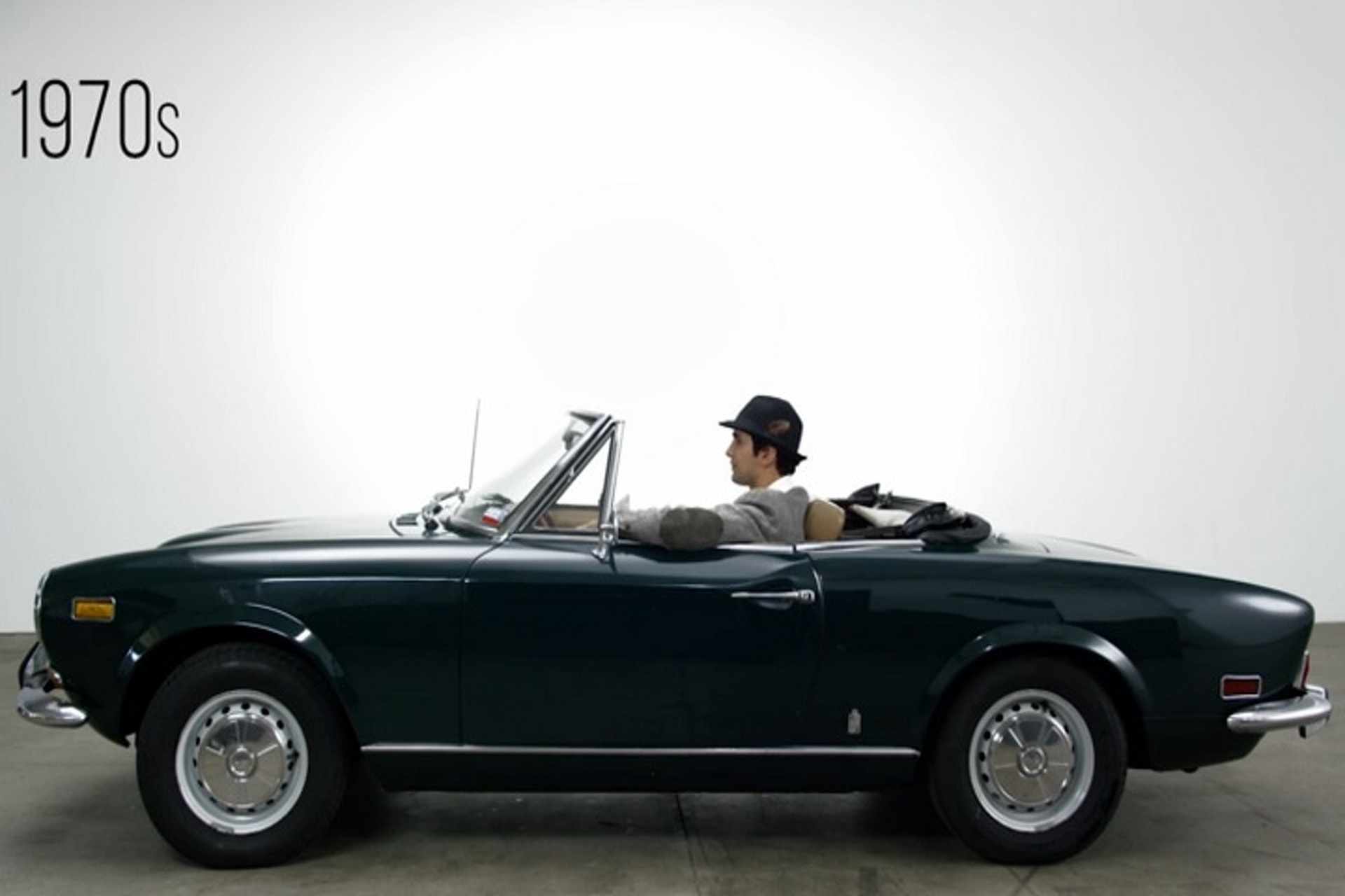 Watch the Evolution of Car Design Over the Last 100 Years