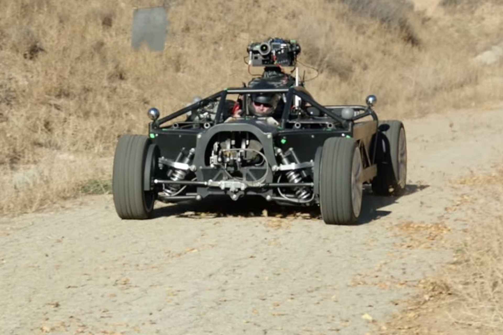Watch This Unique Vehicle Morph Into Any Car You Can Imagine