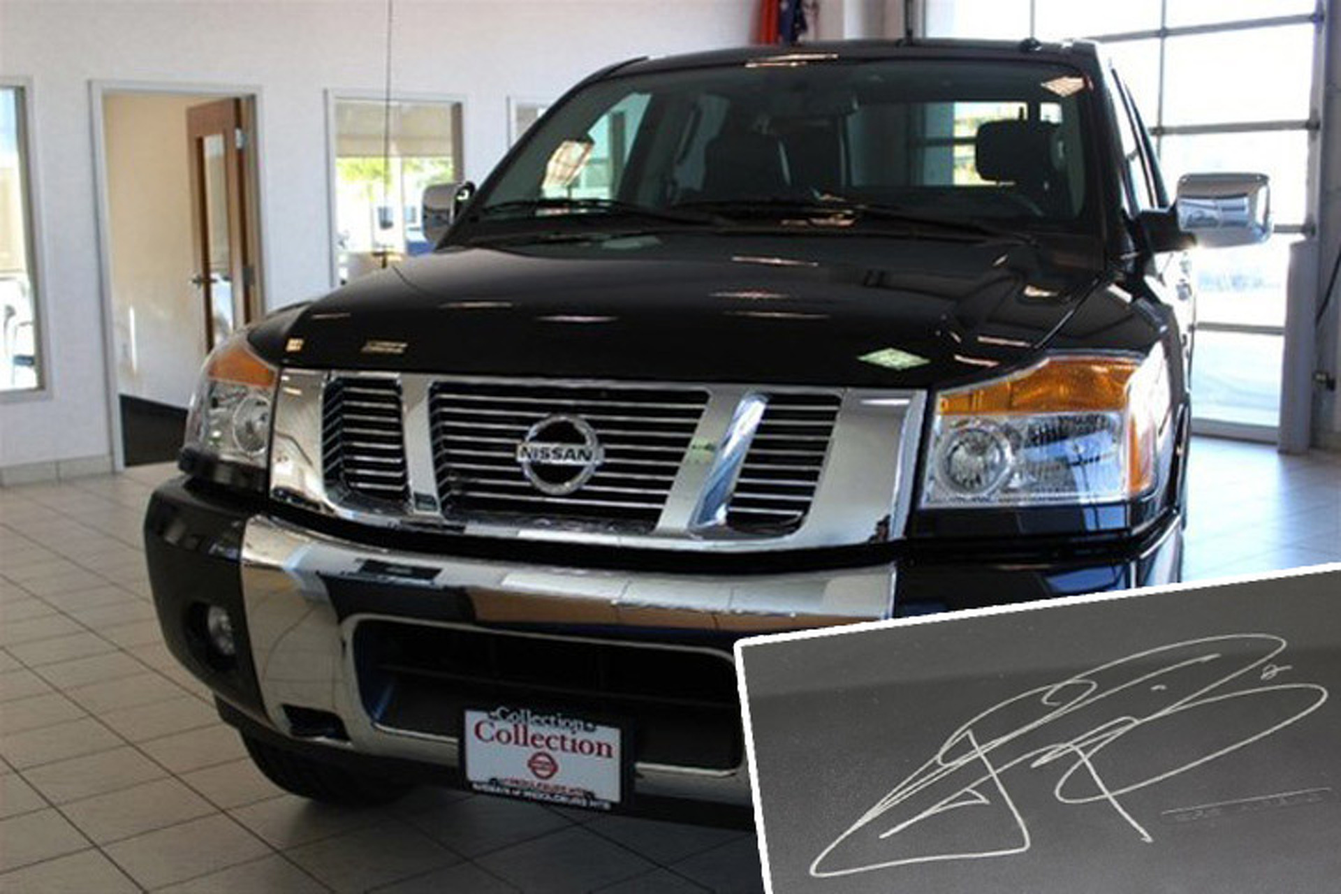 Johnny Manziel Ditches Nissan Titan for Something Sportier