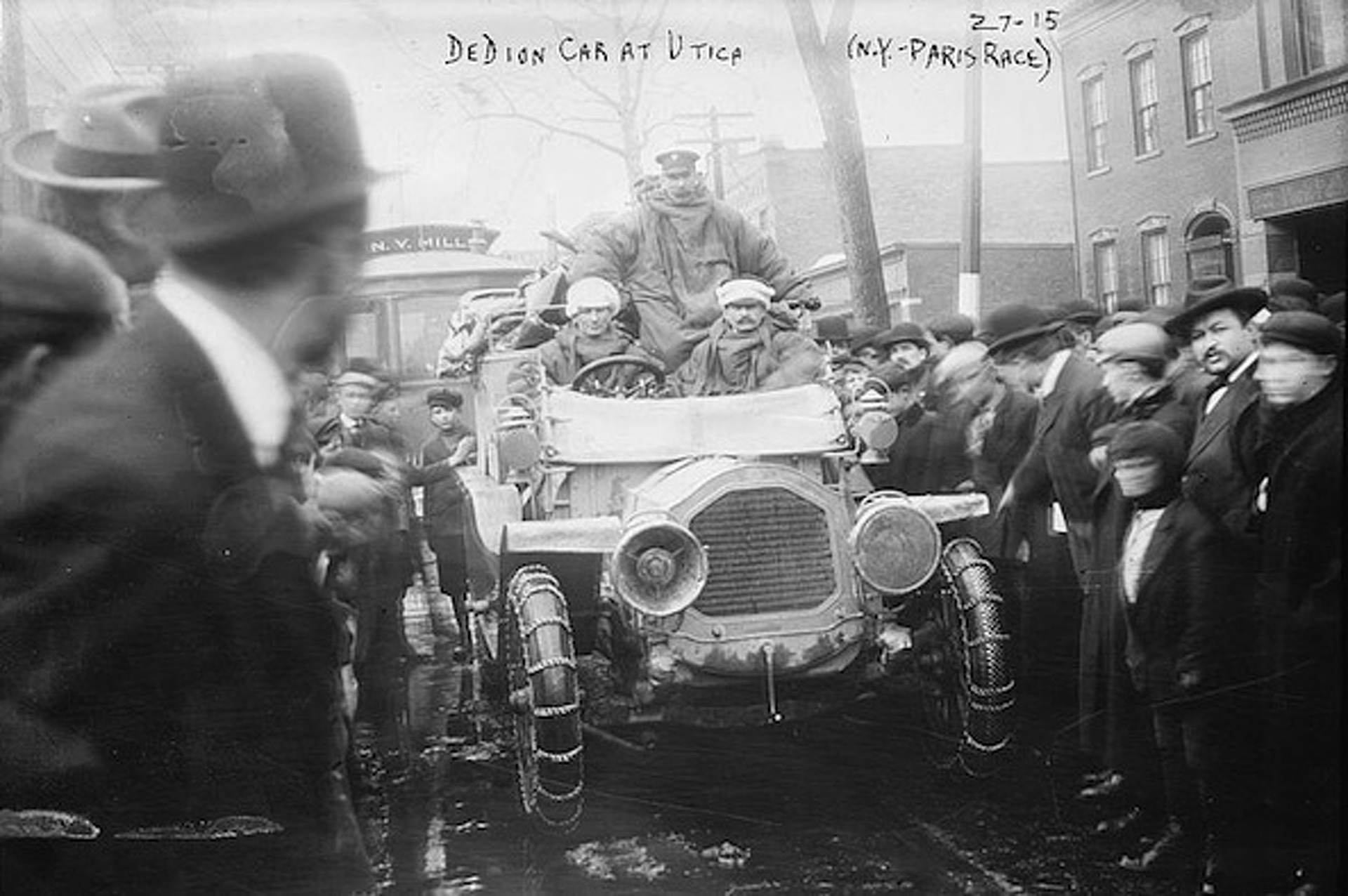 1908: The Year that Cars Crossed the Globe