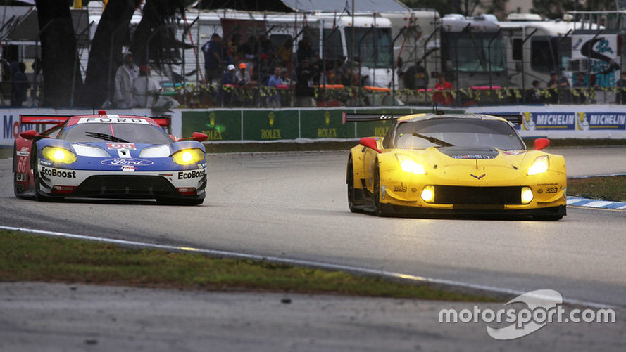 """Chevy's Milner admits to """"extra pressure"""" from Ford"""