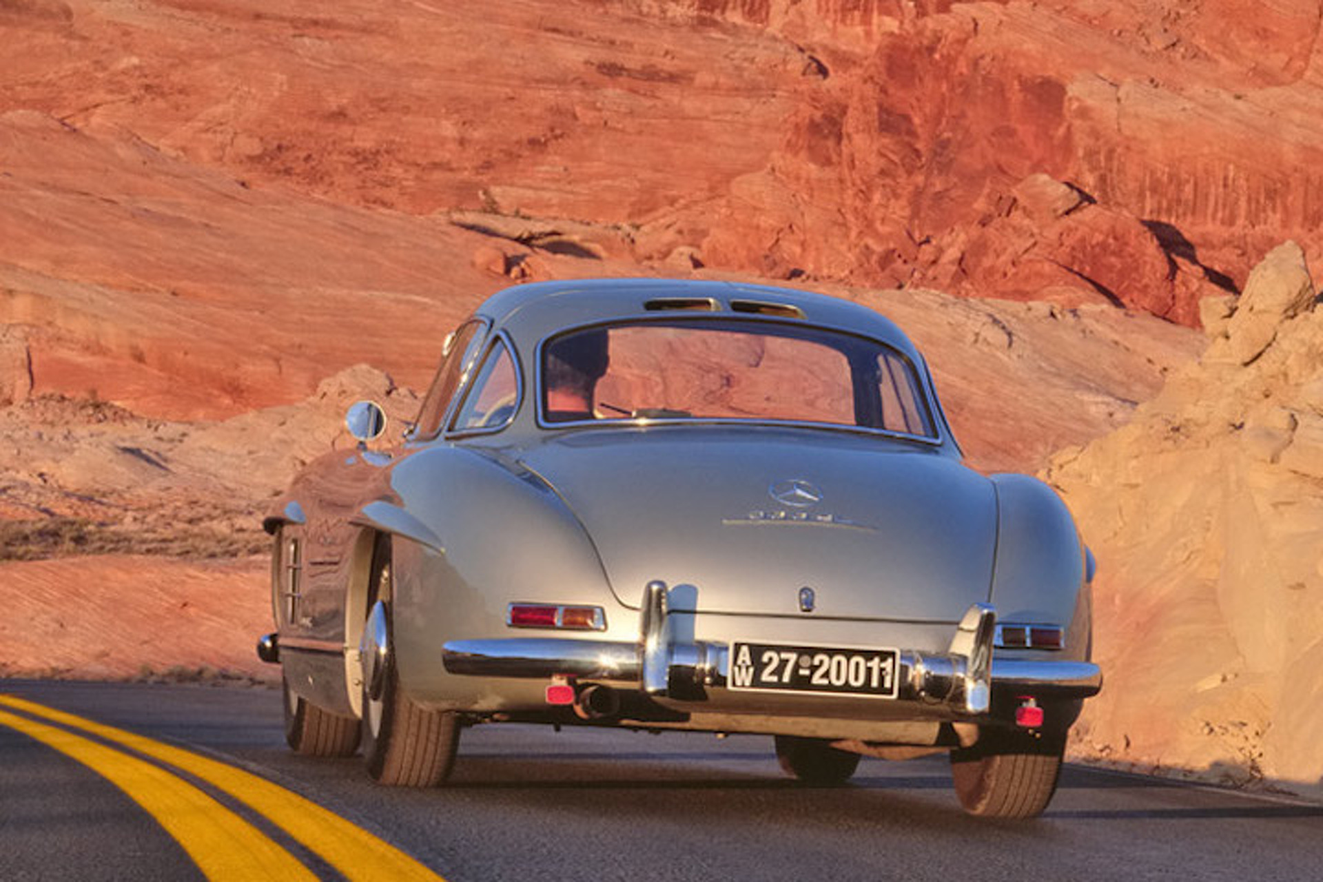 Mercedes-Benz 300SL: The Original Supercar