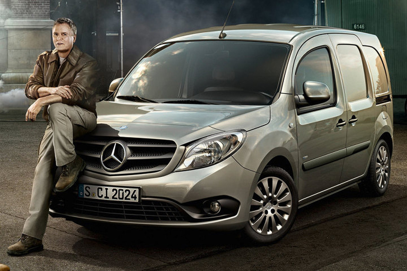 MacGuyver and Mercedes-Benz Team Up with Explosive Results [Video]