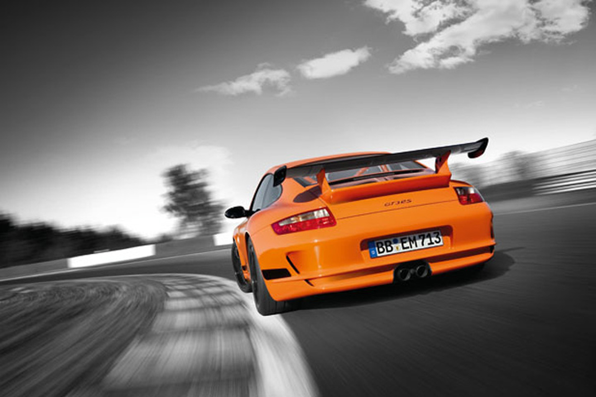 Porsche Pondering a Turbo for the 911 GT3 RS