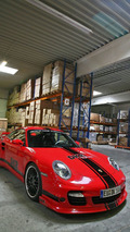 Porsche 911 Bi-Turbo by DKR Tuning
