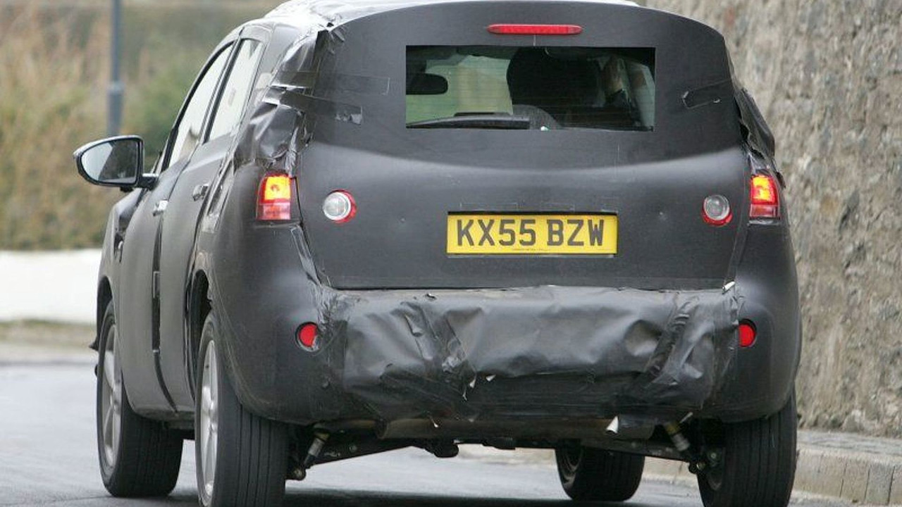 New Nissan Qashqai Spy Photos