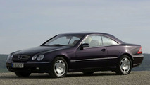 1999: Mercedes-Benz CL-Class Coupe