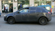 SPY PHOTOS: All New Fiat Bravo