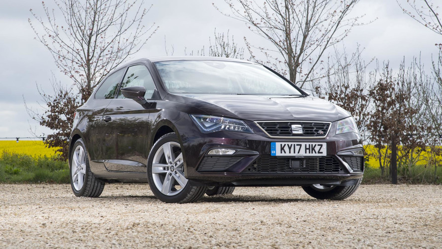 2017 Seat Leon SC 1.4 EcoTSI First Drive: Mild Refresh Adds Appeal