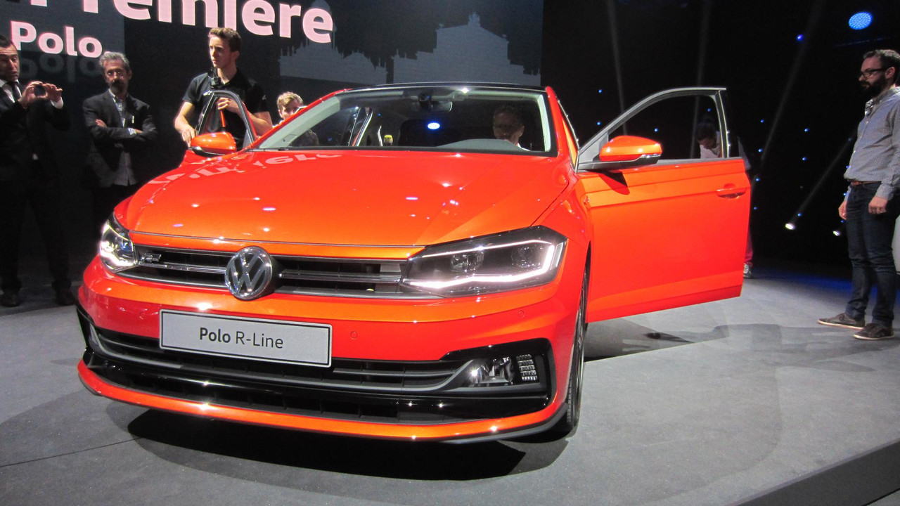2018 volkswagen polo launch photos. Black Bedroom Furniture Sets. Home Design Ideas