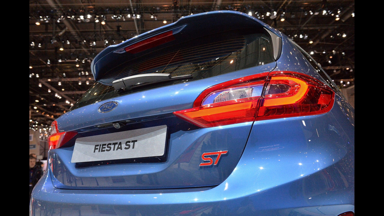 How Much Does It Cost To Ship A Car >> New Ford Fiesta ST brings three cylinders to the hot hatch fight