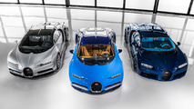First Bugatti Chirons delivered to customers