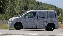 2018 Citroen Berlingo Spy Shots