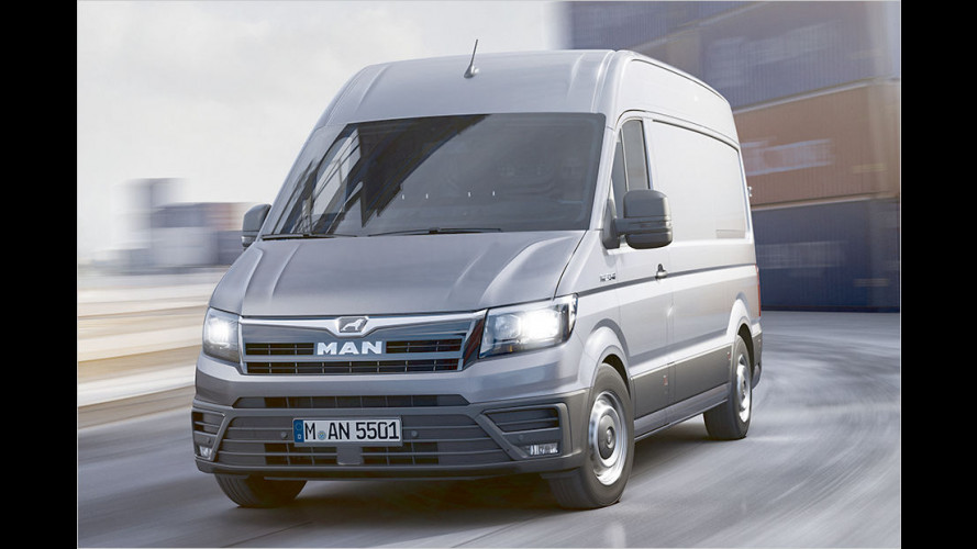 VW Crafter bekommt Zwilling
