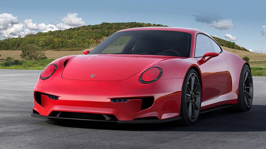 The New Electric Porsche Has a Name: Taycan
