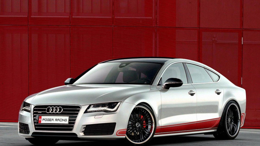 Audi A7 'Seven Sins' by Pogea Racing