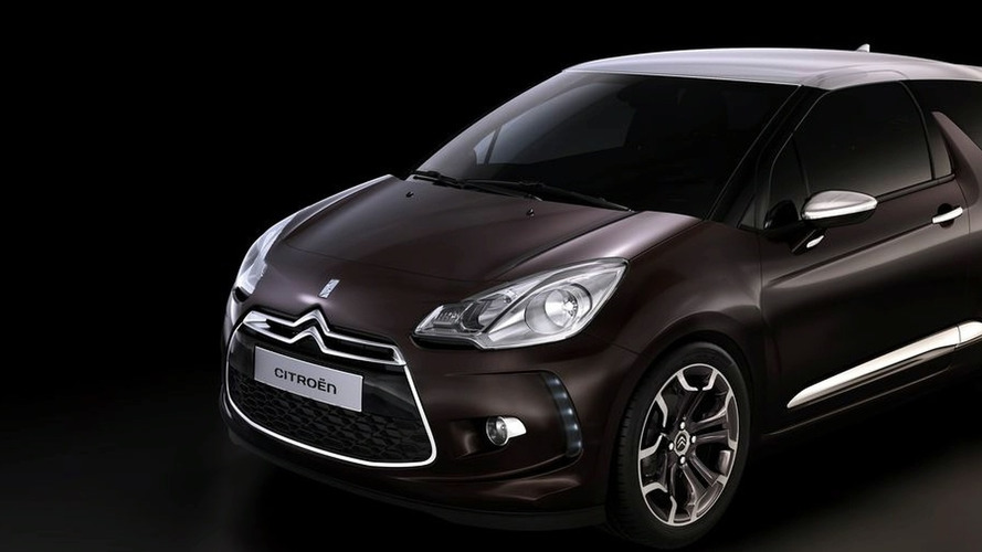 OFFICIAL: Citroen DS3 Images and Details Revealed