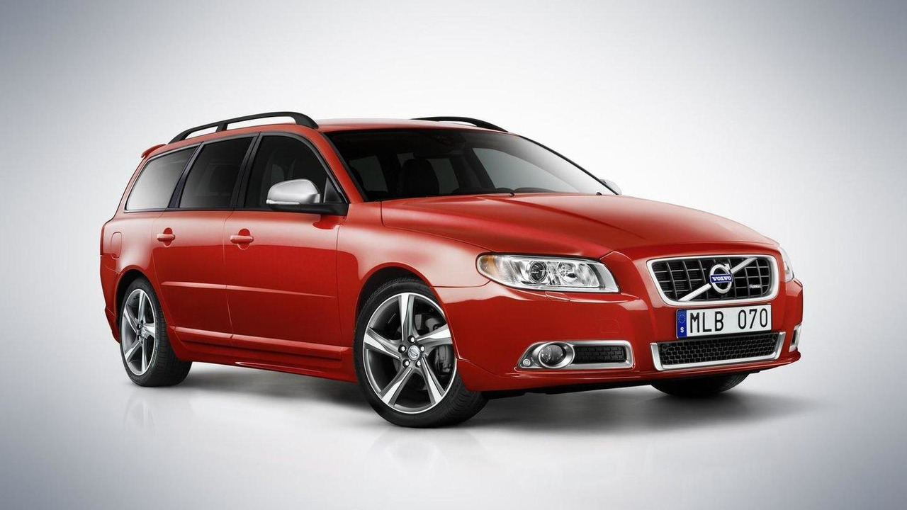 Volvo V70 R-Design and S80 Executive editions 03.05.2011