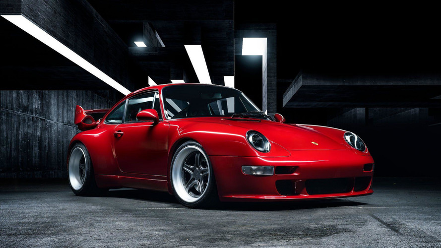 Overhauled 993-Spec Porsche 911 Packs 400 HP Of Air-Cooled Fury