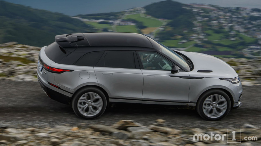 Le futur cross-over de chez Land Rover —