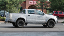 Ford Ranger Raptor Detailed Spy Photos