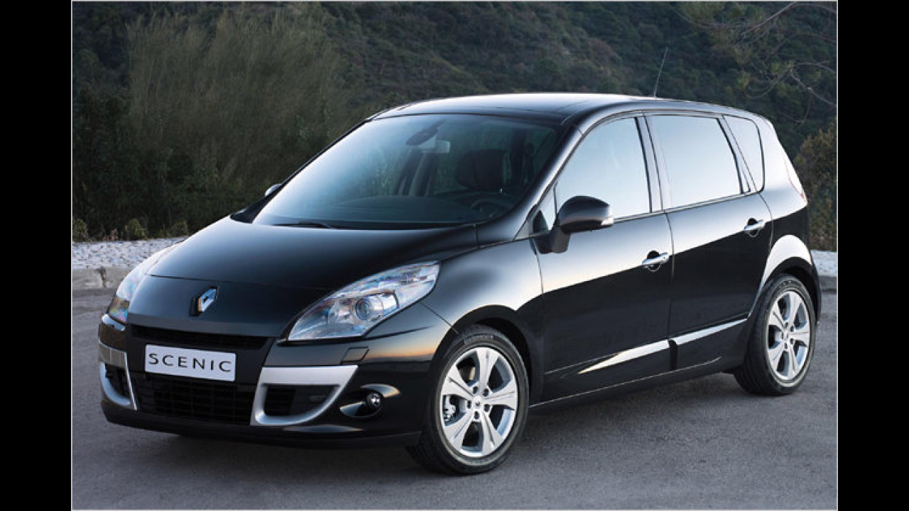 Renault Scénic 1.5 dCi 110 FAP Expression
