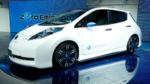 Nissan Leaf Nismo confirmed for production