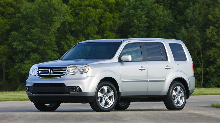 2015 Honda Pilot Special Edition announced