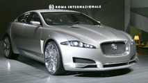 Jaguar C-XF at NAIAS