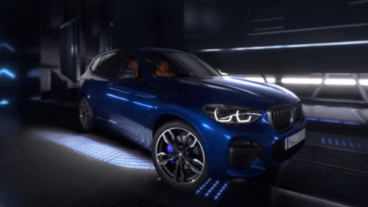 Take A Virtual Test Drive On Mars With The 2018 Bmw X3