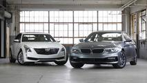 2018 BMW 530e vs. 2017 Cadillac CT6 Plug-In