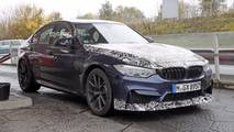 2018 BMW M3 CS spy photo