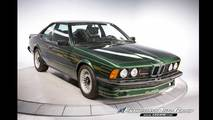 1982 BMW Aplina B7S Turbo Coupe Feature