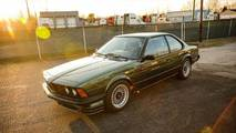 BMW Alpina B7S Turbo Coupe 1982
