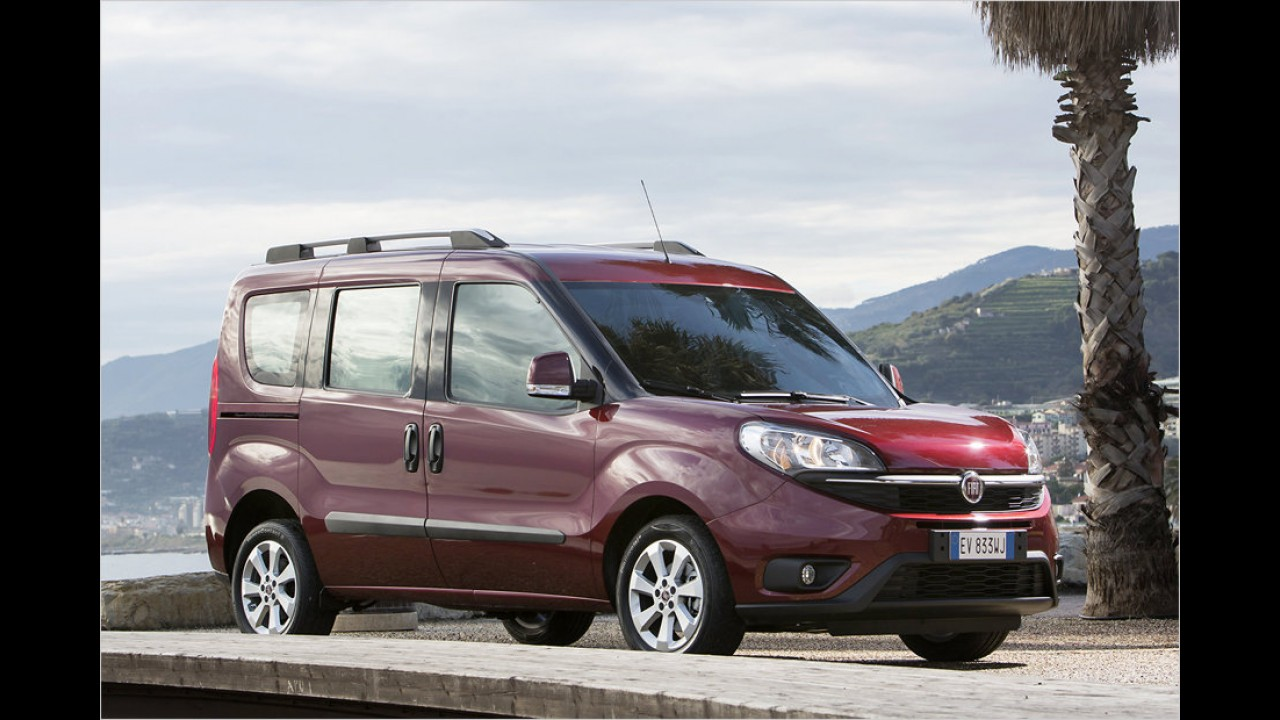 Fiat Doblò 1.4 T-Jet 16V Natural Power (22.090 Euro)