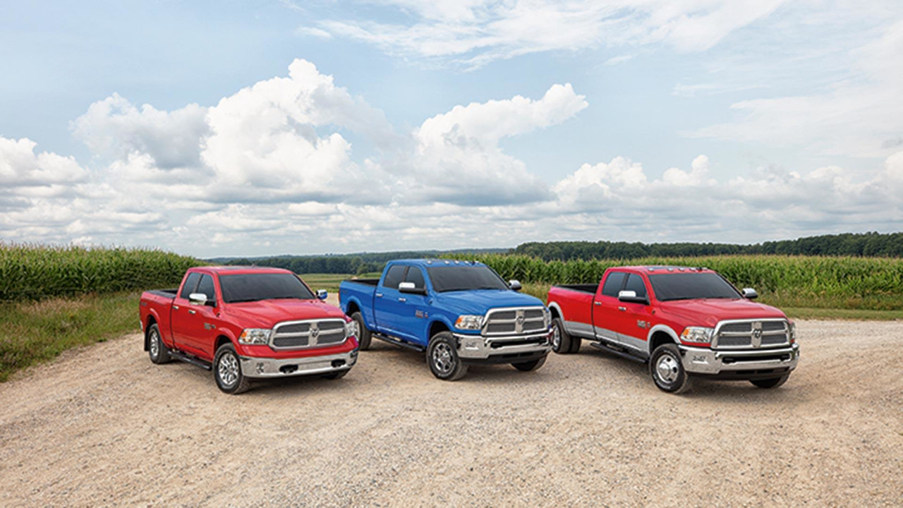 2018 Ram Works Down On The Farm With New Harvest Edition