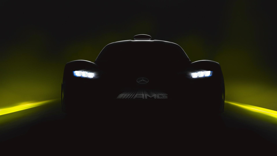 AMG Hypercar Will Do More Than 217mph