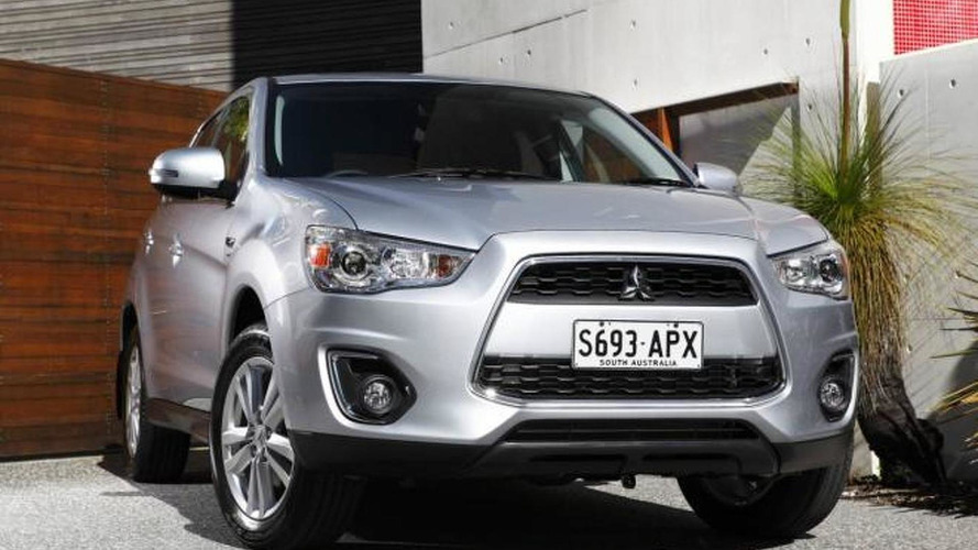 2013 Mitsubishi ASX launched in Australia
